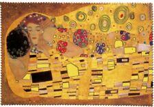 Fridolin 18871 Klimt le baiser Chiffon de Nettoyage pour Lunettes Mousseline ...