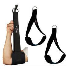 Bauchmuskelschlaufen effekt. Bauchtraining, Gut-Blaster-Slings SCHWARZ NEU