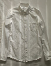 Reiss Men's Slim Fit White Shirt Size S Small Good Used Condition