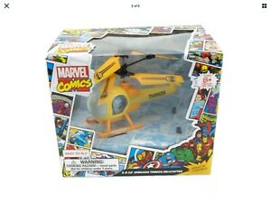 🔥NEW! MARVEL COMICS 2.5ch Thanos Remote Control Wireless Helicopter🔥