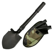 Camping Shovels Portable Folding Military Shovel Survival Emergency Tool Outdoor