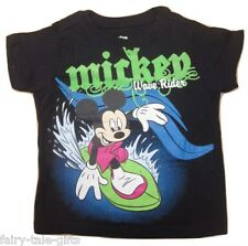 "Disney Mickey Mouse Clubhouse ""Wave Rider 'T Shir/Top 2YRS-Nuevo"