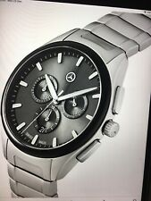 MERCEDES BENZ COLLECTION CHRONOGRAPH BUSINESS MEN's WATCH NEW UNWORN