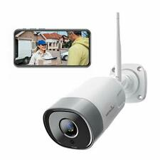 Outdoor Security Camera, Wansview 1080P Wireless WiFi Home Surveillance