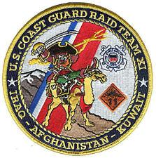 Raid Team Xi camel W4961 Coast Guard patch