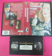 VHS film RUNNING HOME 2000 Claudia Christian Andreas Apergis FOX (F134) no dvd