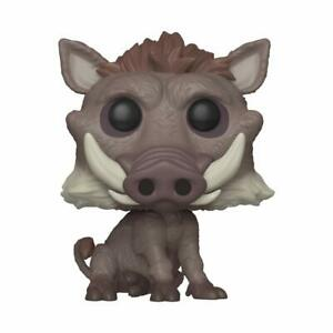 Funko POP Disney: The Lion King - Pumbaa (Live Action) Collectible Figure