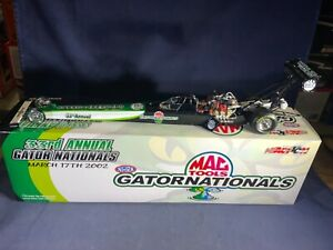 E8-84 33rd GATOR NATIONALS MARCH 17, 2002 - NHRA TOP FUEL DRAGSTER - 1:24 SCALE