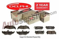 VAUXHALL CORSA C 00-06 REAR DELPHI BRAKE SHOES DRUMS & 2 x WHEEL CYLINDERS & BEA