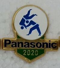 JUDO TOKYO 2020 PANASONIC OLYMPIC PIN