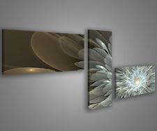 Quadri moderni astratti 180 x 70 stampe su tela canvas con telaio MIX-S_34