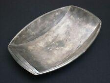 Corbeille à pain en métal argenté - Gallia Christofle