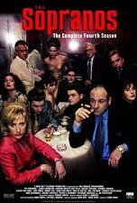"""THE SOPRANOS"" Poster [Licensed-NEW-USA] 27x40"" Theater Size (v3)"