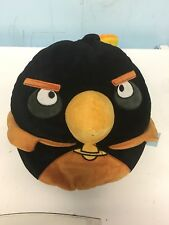 Angry Birds Space Bomb Black Bird Bean Bag Plush 12 Inches