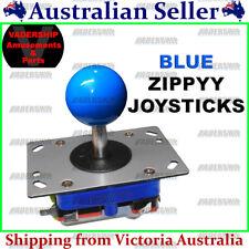ZIPPYY Joystick – 2-4-8 WAY (Short Stick) (BLUE) ARCADE or MAME