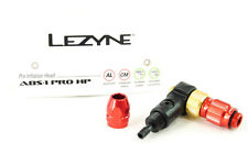 Lezyne Pro HP Chuck for Braided Bicycle Pump Hose, Presta/Schrader