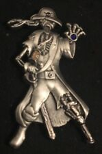 Phish-Sand/Undead Pirate 3D Pin Mark Serlo LE 50 Limited Edition Sold Out