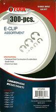 E-Clip Assortment Set HT 3703 Tool Solutions Quantity 300