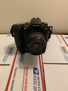 Canon EOS D60 6.3MP Digital SLR Camera w/ Lens