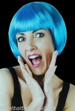 Luxury Short Wig - Blue Great for Fun Nights Out - Perfect Moments