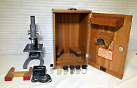 Bausch & Lomb Vintage Microscope