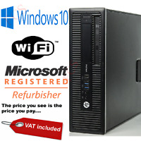 HP 800 G1 SFF PC i7 4th Gen Upgrade Options