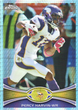 2012 Topps Chrome Prism Refractors Football Card Pick