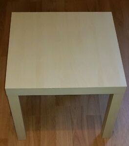 Coffee Table - Beige - Square