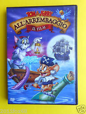 cartoni animati dvds tom & jerry all'arrembaggio il film tom and jerry cartoons