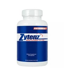 Zytenz Male Enhancement Pills - (84 Capsules) Buy The 2 And Get The Serum Free