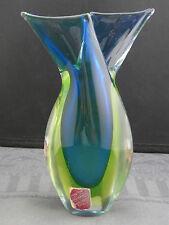 schöne kleine Murano-Glas-Vase ca.50er Jahre