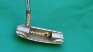 Used Titleist Scotty Cameron Studio Stainless Newport 1.5 Beach Putter