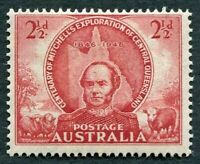 AUSTRALIA 1946 2 1/2d SG216 mint MH FG Mitchell's Queensland Exploration a #W36
