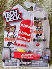 Tech Deck Spin Master Daewon's Donuts Almost Series # 3 Fingerboard Skateboard