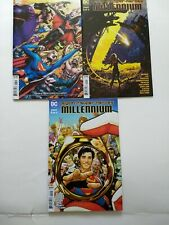 DC LEGION OF SUPER-HEROES MILLENNIUM #1 + #1 VARIANT + # 2 (NEW!) Free Shipping!