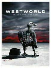 Westworld The Complete Second Season 2 (DVD Box Set) New