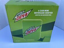 New listing Mountain Dew Mis134Md 6-Can Mini Fridge