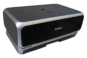 Canon PIXMA IP4000 Digital Photo Inkjet Printer / Complete & Nice