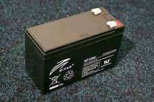 RITAR 12v 9AH battery - brand new TOP QUALITY lead acid cell - 9.0ah