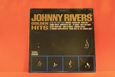 JOHNNY RIVERS - GOLDEN HITS - IMPERIAL VINYL LP RECORD (A1)