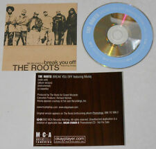 The Roots - Break You Off - Promo CD With Acappella