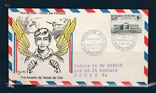 enveloppe 1er jour anniversaire de l'école de l'air de 13 Salon de Provence 1965