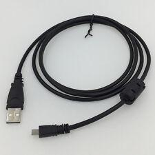 USB Data SYNC Cable Cord Lead for PANASONIC Lumix DMC-FZ200 s DMC-3D1 k/s Camera