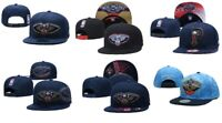 New Orleans Pelicans NBA Snapback Cap Championship Hat