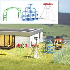 BUSCH 8064 Spur N, Spielplatz Kletter-Set #NEU in OVP#