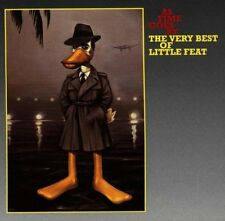 LITTLE FEAT - AS TIME GOES BY....THE VERY BEST OF LP VINYL ALBUM (2016)