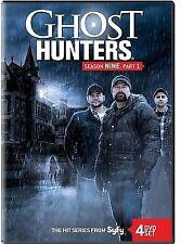 Ghost Hunters Season 9 Part 1 Series New DVD Region 4