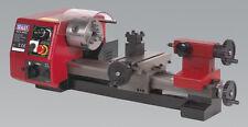 Sealey SM2503A Lavorazione Metallo Mini Tornio 250mm