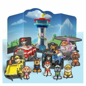 PAW Patrol Adventures Table Decorating Kit 11pc