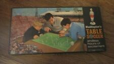 Nostalgic vintage retro 1965 TABLE SOCCER game by John Waddington